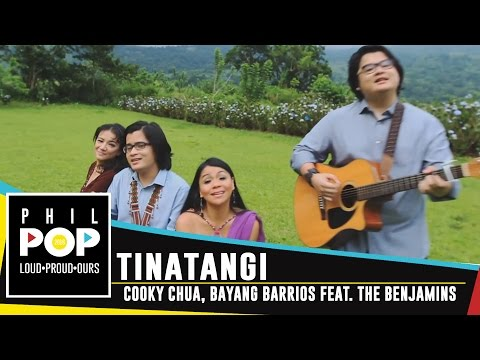 Cooky Chua & Bayang Barrios featuring The Benjamins — Tinatangi [Official Music Video] PHILPOP 2016