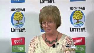 Seven-Time Lottery Winner Offers Tips to Powerball Winner | ABC News