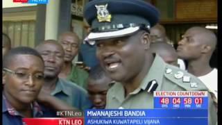 Mwanajeshi bandia ashukiwa kuwalaghai vijana Eldoret