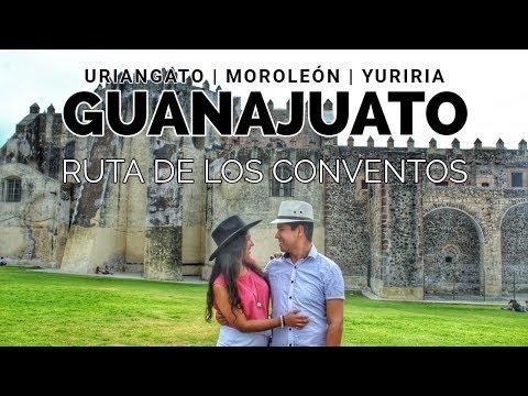 KarFranxElMundo | Ruta de los Conventos en Guanajuato | Yuriria, Uriangato, Moroleón