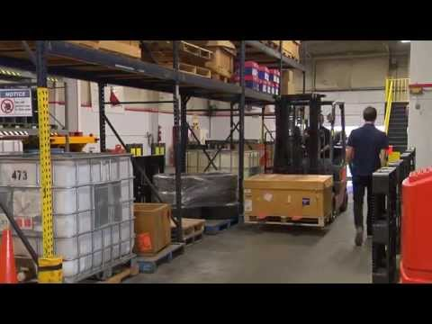 Forklift Safety Tips - Toyota