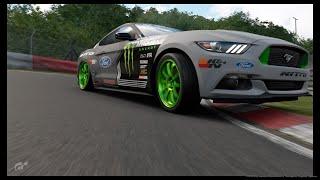 Gran Turismo SPORT: Trying to Recreate Vaughn Gittin JR