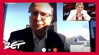 Paweł Borys o pomocy dla przedsiębiorców: Czekamy na decyzję KE