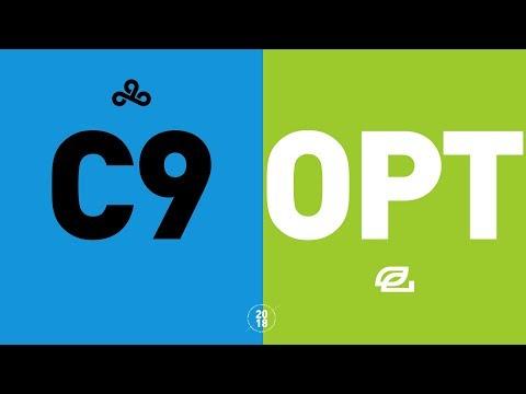 NA C9 vs OPT C9陣容變動有點大??