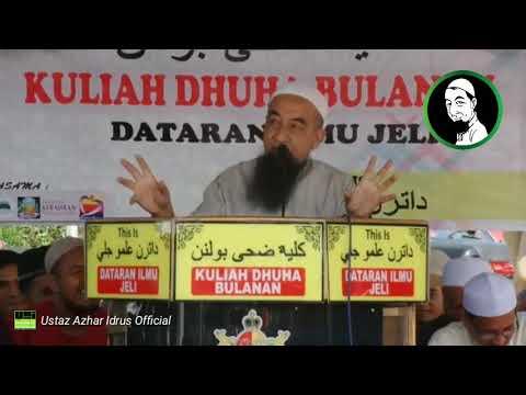 🔴 16/03/2019 Sesi Soal Jawab Agama Ustaz Azhar Idrus -  Jeli Kelantan