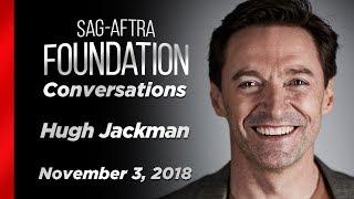 Conversations with Hugh Jackman