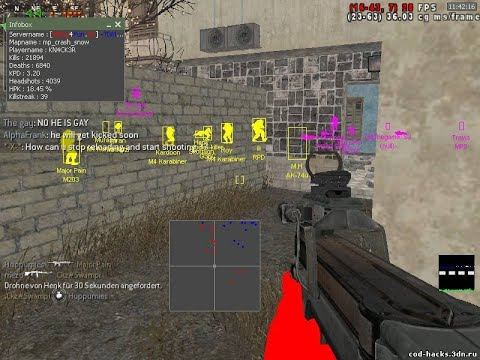 cod4 pc aimbot download 1.7