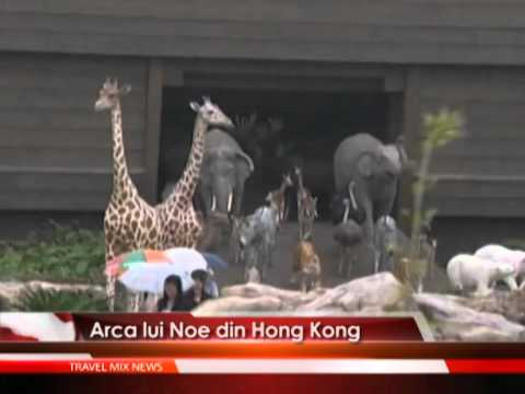 Arca lui Noe din Hong Kong
