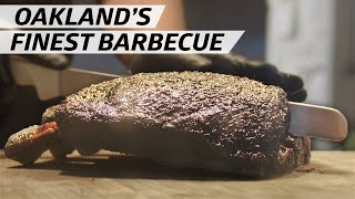 How Pitmaster Matt Horn Developed His Signature 'West Coast-Style' Barbecue in Oakland — Smoke Point thumbnail