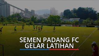 Kompetisi Liga 2 Diundur hingga September Mendatang, Semen Padang FC Tetap Lakukan Latihan
