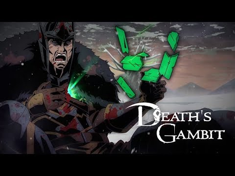 Death's Gambit - Official Release Date Trailer (2018) thumbnail