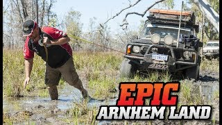 Our EPIC Arnhem Land Adventure! • The most remote 4WD destination!