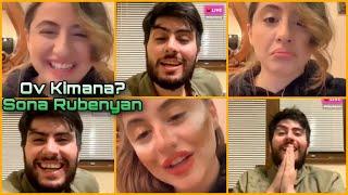 Գրիգ Գևորգյան - Ով Կիմանա Live #3 - Սոնա Ռուբենյան