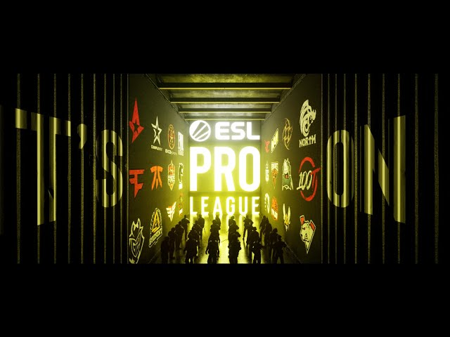 ESL Pro League Season 11 Official Teaser