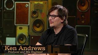 Producer/Mix Engineer <b>Ken Andrews</b>  Pensados Place 134