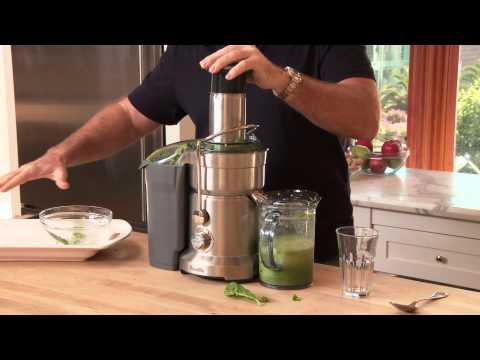 Video How to Make Mean Green Juice at Home with Joe Cross | Williams-Sonoma