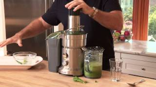 How to Make Mean Green Juice at Home with Joe Cross   Williams-Sonoma