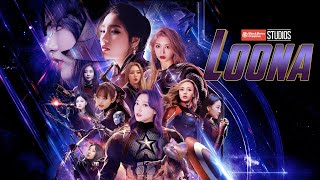The Avengers of Kpop: A Story of LOONA