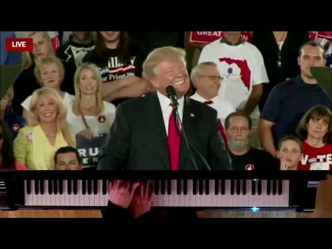 Trump Sonata - part 3 (out of 6) / by Avner Hanani