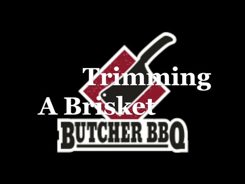 Tip From the Pros – Brisket Trimming, David Bouska