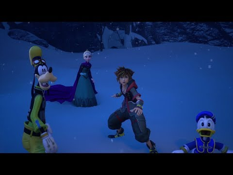 KINGDOM HEARTS III – Together Trailer (Closed Captions) thumbnail