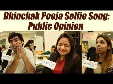 Dhinchak Pooja Selfie Song: Public Opinion on Her 'Singing Talent' | FilmiBeat