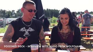 Interview with Wolfchant