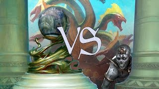 MtG Kitchen Table Gameplay - Hydrapocalypse VS The Pits