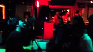 PSY ANTS - Live @ Primitive Room (Spring Hill Hotel) 10/11/12 Triumph Of The Will (Devo cover)