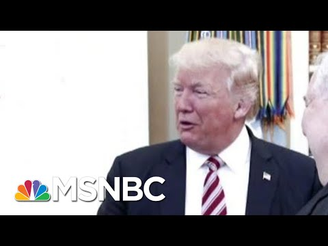 NYT: Intel Officials Hesitant To Tell Trump Details On Russia Operations   Velshi & Ruhle   MSNBC