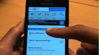 How to Block Nuisance / Spam SMS Text Messages, Android