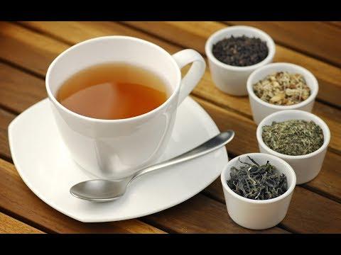 Витаминные травяные чаи для повышения иммунитета.