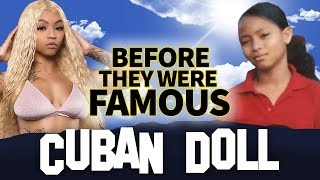 CUBAN DOLL | Before They Were Famous | Bankrupt | Biography
