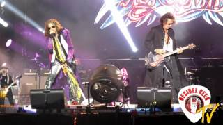 Aerosmith - Let The Music Do The Talking: Live at Sweden Rock Festival 2017