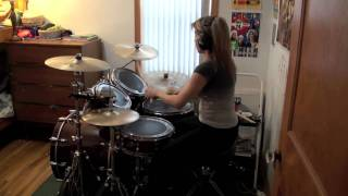 I'll Wait- Van Halen- Drum Cover
