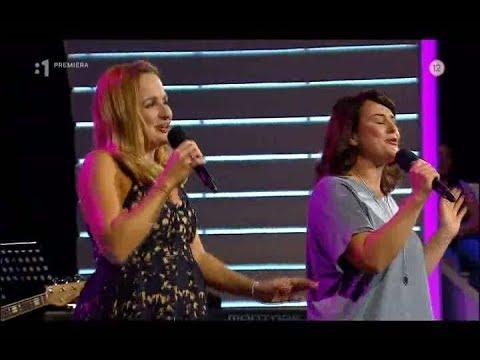 Petra Polnišová & Zuzana Šebová live duet Myslím na tebe