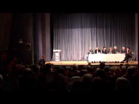Ενημέρωση δημοτών 23-11-14. Διάλογος με δημότες