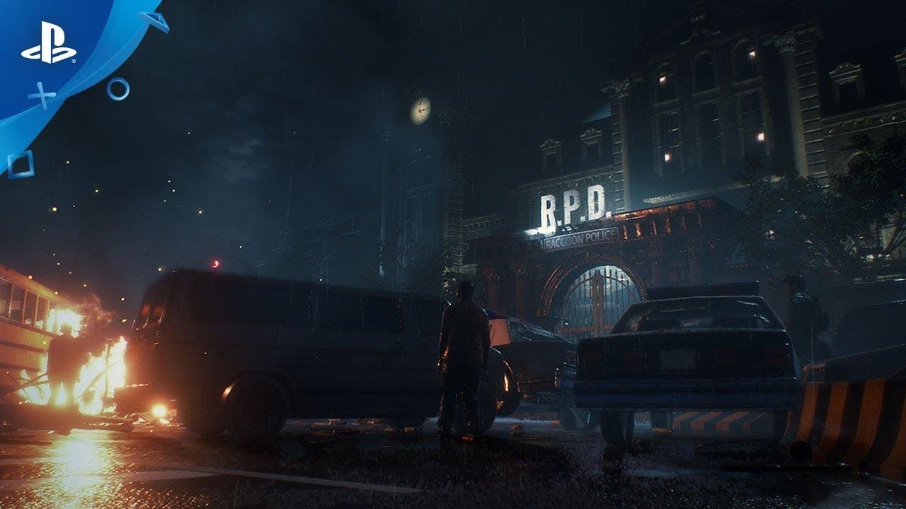 Resident Evil 2 Remake Llegará a PlayStation 4 el 25 de Enero de 2019