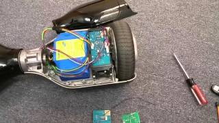 How to add a remote keyfob to your hoverboard