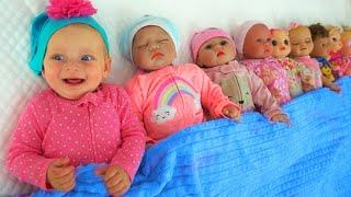 Десять малышей в кровати и другие Детские песни. Песни для детей от Майи и Маши