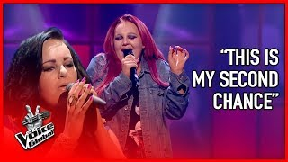 3 YEARS LATER: Will the coaches turn for her BLIND AUDITION? | The Voice Global
