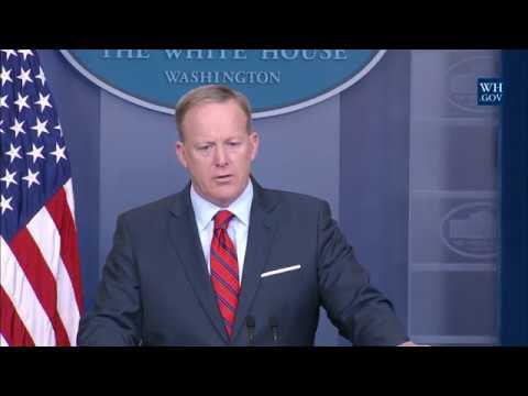 4/11/17: White House Press Briefing