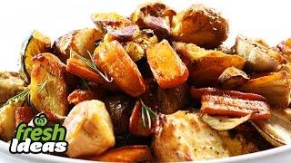 Classic Roast Vegetable Recipe   Woolworths