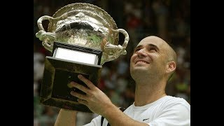 Andre Agassi   8 Grand Slam Championship Points