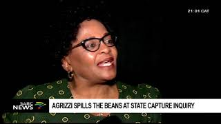 """Mokonyane says her rights have been """"violated"""" by Agrizzi revelations"""