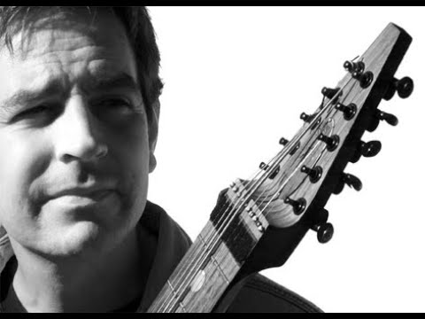 "Andy Salvanos Chapman Stick video ""Summer"""