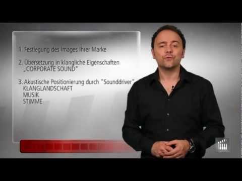 Akustische Markenführung- Heiko Schulz über Sound Branding