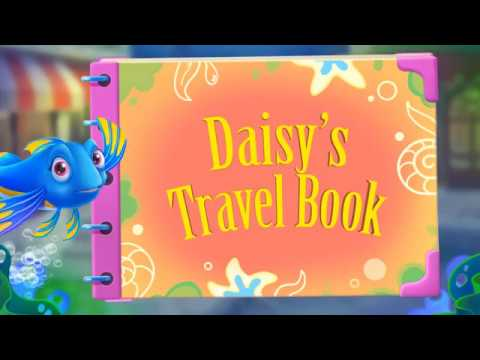 Fishdom - Around the world with Daisy!