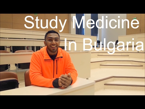 Video Studying Medicine Abroad (BULGARIA) - What You Need To Know | 3rd Year Medical Student | Plovdiv