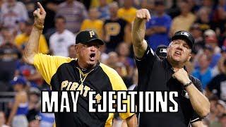 MLB | 2017 May Ejections ᴴᴰ